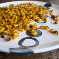 MAIS CROCCANTE ALLA CURCUMA E CURRY